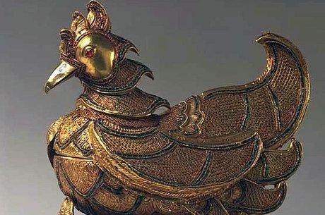 Peça foi a única que permaneceu no Reino Unido após objetos preciosos saqueados serem devolvidos