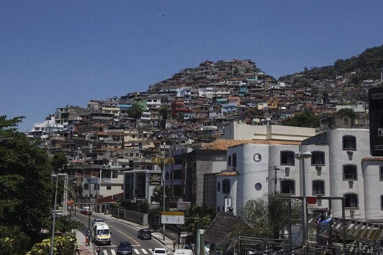 Favela do Vidigal tem surto de hepatite A
