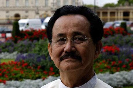 Bisneto do rei de Mianmar deposto por britânicos está em busca do maior tesouro de sua família
