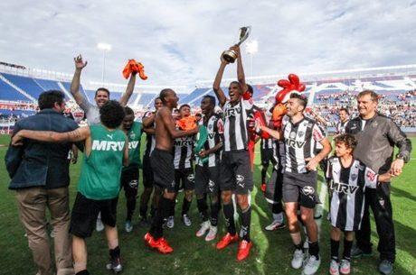 Atlético-MG foi campeão da Florida Cup em 2016