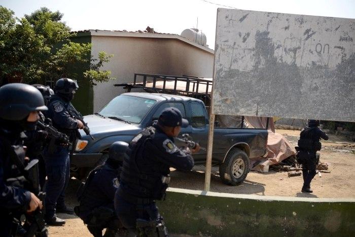 Tiroteio entre autoridades e homens armados no México fez 18 mortos