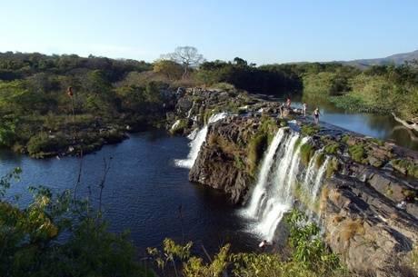 Região é conhecida pelo grande volume de água
