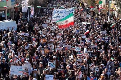 Irã: manifestações ocorrem desde 28 de dezembro