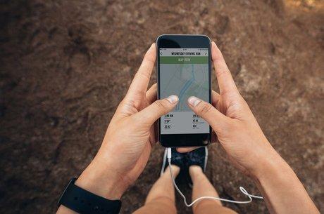 A cada vez que um aplicativo de corrida é usado, são registrados dados sobre seu estado de saúde