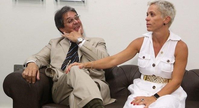 Cristiane foi escolhida após indicação do pai, o ex-deputado Roberto Jefferson