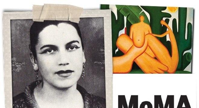 Exposição da brasileira Tarsila do Amaral começa no MoMa em 21 de fevereiro