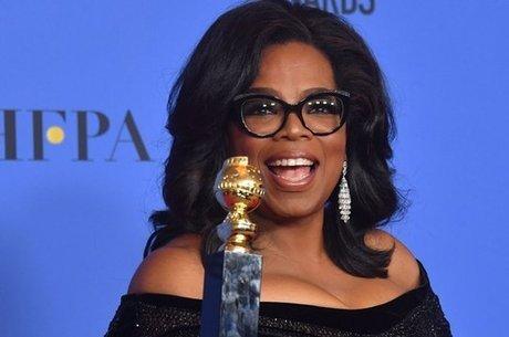 Oprah anuncia doação de R$ 66 mi