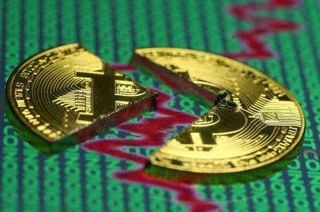 Bitcoin desvalorizou quase 24% em menos de um mês
