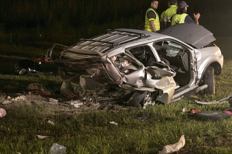 Acidente na Imigrantes deixa dois mortos e seis feridos