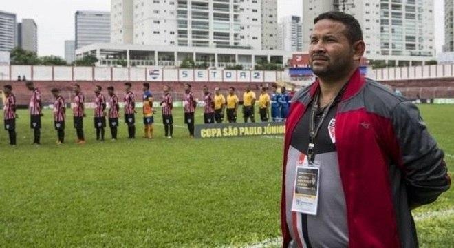 Pitopô é técnico do primeiro time amapaense a passar de fase na Copinha
