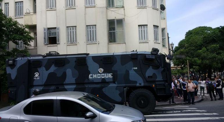 SP terá atuação de tropas especiais em manifestações de 7 de setembro