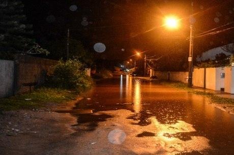 Subiu número de municípios atingidos pelas chuvas em SC