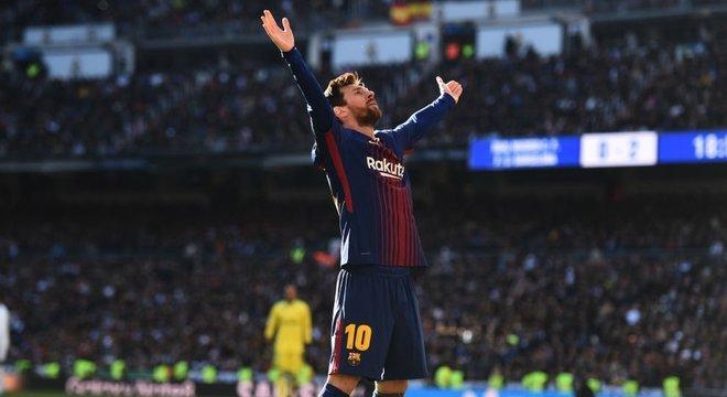 Lionel Messi é o único acima de 29 anos a aparecer entre os dez primeiros colocados do ranking de jogadores mais valiosos