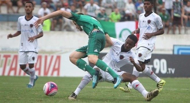 Palmeiras chega à terceira fase da Copa São Paulo Júnior