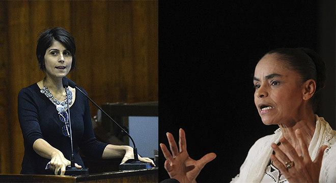 Manuela D' Ávila e Marina Silva são as únicas mulheres entre 15 précandidatos