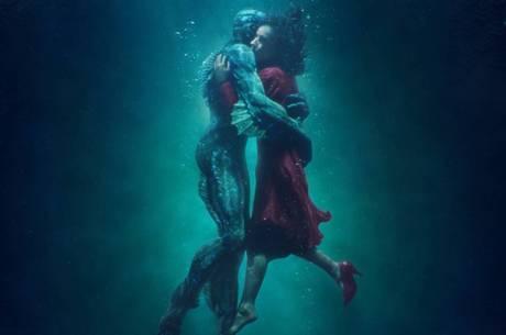 """""""A Forma da Água"""" conta história de """"amor impossível"""""""
