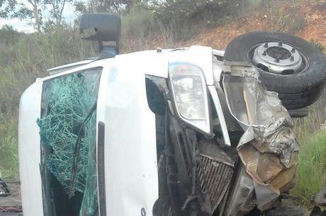 Grave acidente deixou 13 mortos em MG