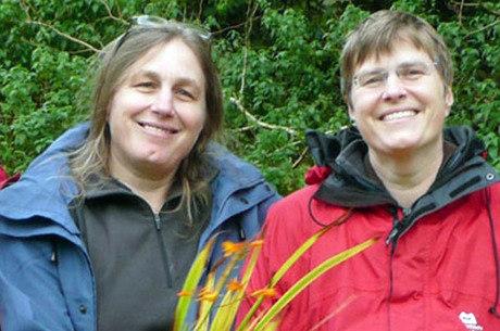 Polly e Jenny Kitzinger: família não convenceu médicos