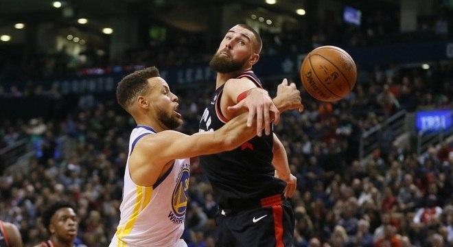 Warriors, de Curry, manteve melhor campanha da temporada com 35 vitórias