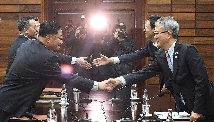 Coreia do Norte cancela visita para preparar espetáculos nos Olímpicos no Sul