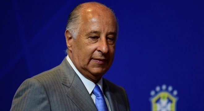 Marco Polo del Nero, ex-presidente, banido do futebol pela Fifa