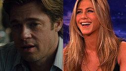 Segundo fonte, Brad Pitt e Jennifer Aniston estão mais próximos do que nunca ()