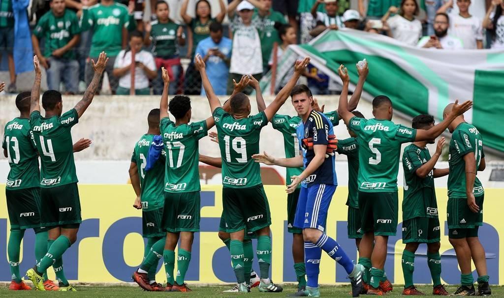 Palmeiras e Flamengo vão em busca da vaga na semifinal — COPA SP