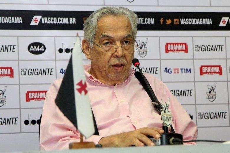 Justiça determina Eurico, Brant e Horta administradores no Vasco