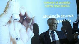 Para ministro, não há surto de febre amarela no Brasil e situação está controlada ()