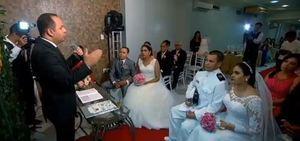 Casamento blindado em dose dupla: irmãs se casam em Belém, capital paraense