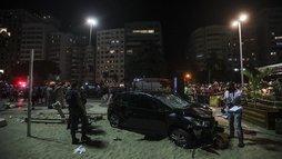 Oito vítimas do atropelamento no Rio seguem internadas ()
