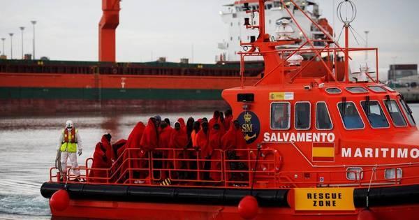Imigração ilegal para Espanha deve crescer ainda mais em 2018