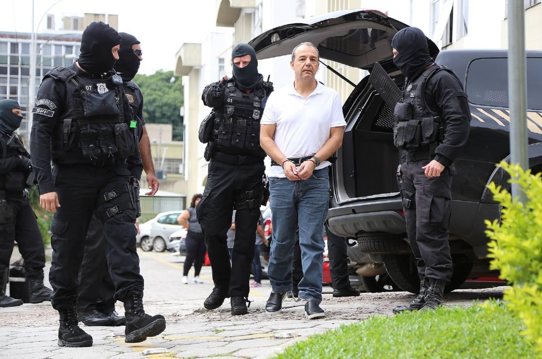 Sérgio Moro exige explicação sobre algemas em Cabral