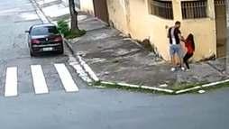 PM é suspeito de estuprar jovem de 18 anos em São Paulo. Vídeo mostra ação ()