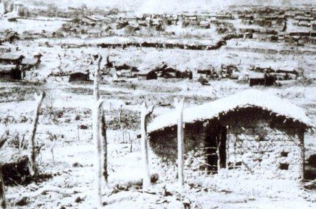 Arraial miserável do interior da Bahia resistiu a três expedições militares