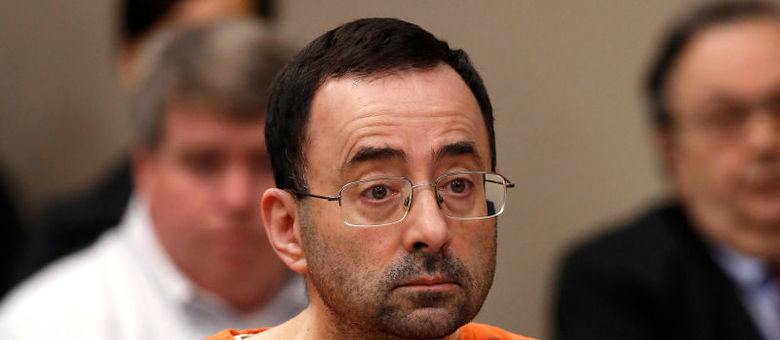 "Larry Nassar: um personagem de ""Criminal Minds""?"