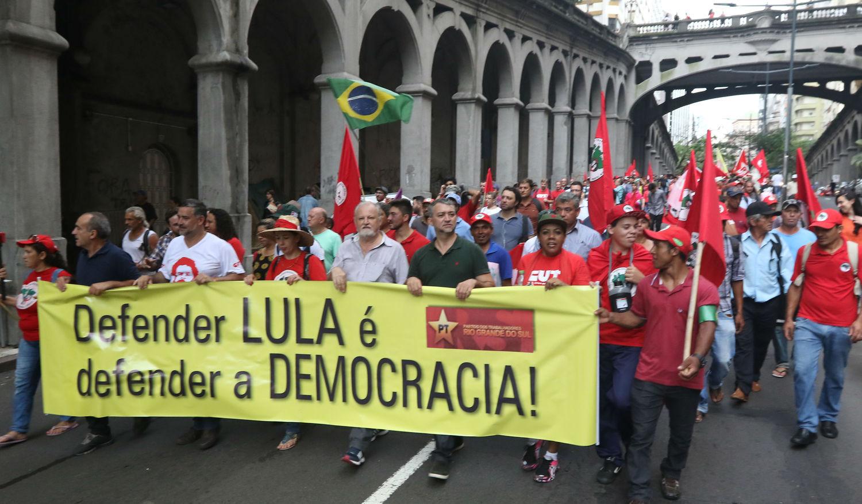 Triplex não é do ex-presidente Lula, reafirma defesa