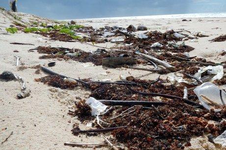 No ranking dos países mais poluidores dos mares, o Brasil ocupa a 16ª posição, segundo estudo americano