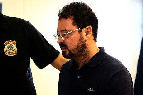 Alexandre Pinto foi preso nesta terça-feira (23)
