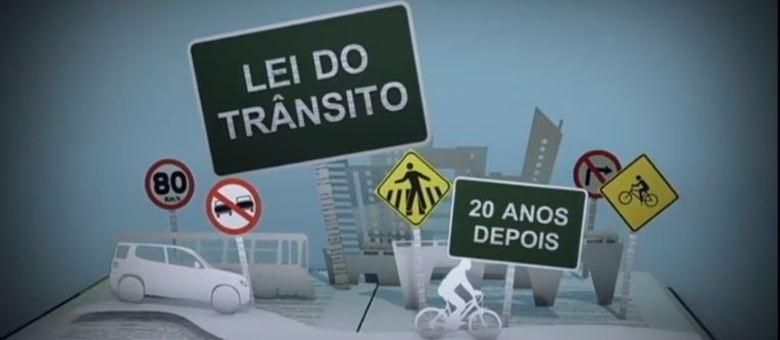Série de reportagens mostra as principais mudanças no Código de Trânsito Brasileiro durante 20 anos