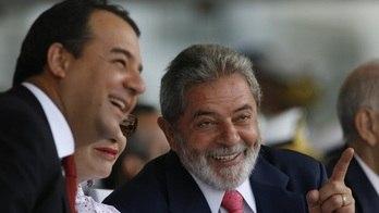 Lula e Cabral têm trajetórias parecidas e problemas com a Justiça (Rafael Andrade/Folhapress - 08.12.2007)
