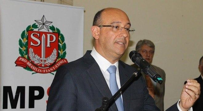 Gianpaolo Smanio, procurador-geral de Justiça do Ministério Público de São Paulo