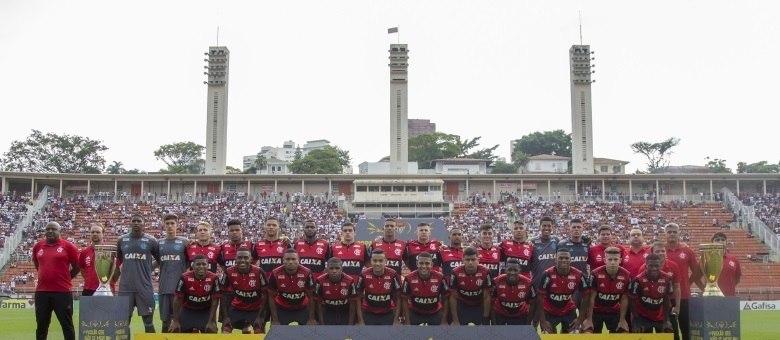 Flamengo conquistou o tetracampeonato da Copinha com a vitória sobre o São Paulo