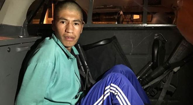 Eliot Leon Fernandez, preso nesta sexta-feira (26) em Santo André