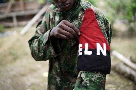 ELN anunciou cessar-fogo por eleições