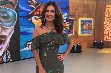 Fátima recebeu o carinho de famosos nas redes sociais