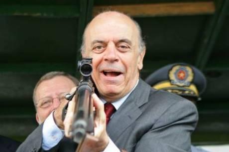 José Serra virou réu por caixa dois eleitoral