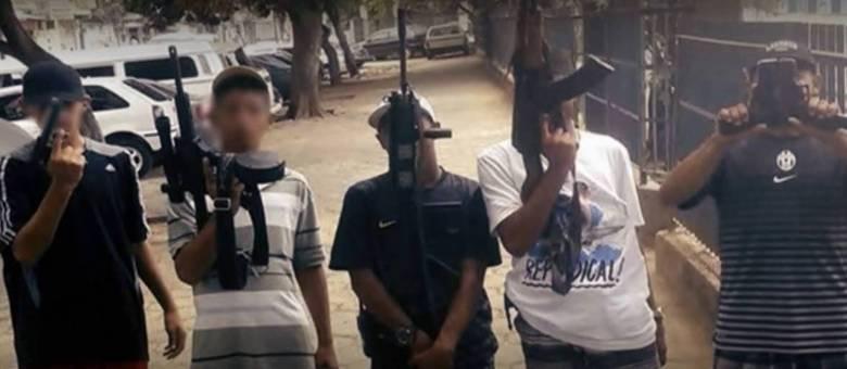 Supostas facilidades e promessas de realização aliciam os jovens para a entrada no crime organizado