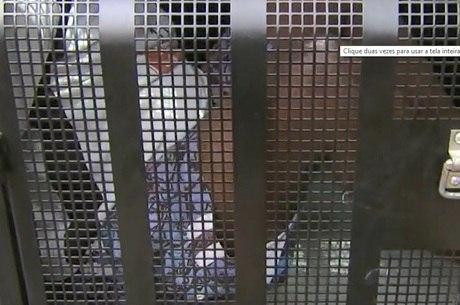 Estuprador preso