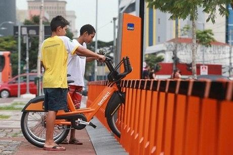 Estação do Bike Sampa inaugurada nesta terça-feira (30)